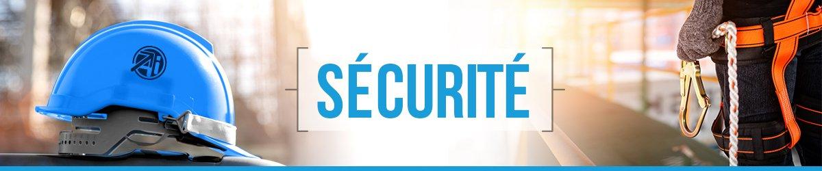 Sécurité, prévention des risques